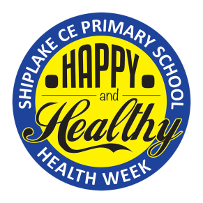 health week badge